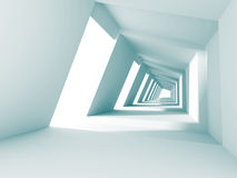 Abstract Architecture Futuristic Modern Background Royalty Free Stock Photo