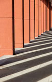 Abstract architecture. Royalty Free Stock Photos