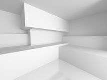 Abstract Architecture Interior Design Background Stock Photo