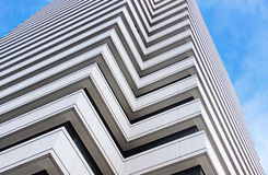 Abstract architecture of a modern building Stock Images