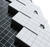 Abstract architecture of a modern building Royalty Free Stock Photography