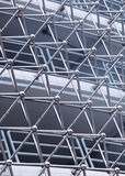 Abstract architecture of a modern building Stock Photos