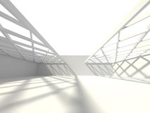 Abstract Architecture Modern Design Background Stock Image