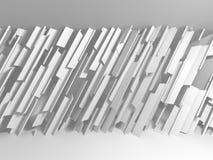 Abstract Architecture Modern Design Background. 3d Render illustration vector illustration