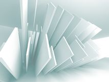 Abstract Architecture Modern Design Background Royalty Free Stock Photos