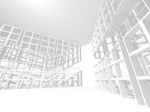 Abstract Architecture Modern Design Background Royalty Free Stock Photo