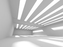 Abstract Architecture Modern Design Background. 3d Render illustration Stock Photography