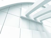 Abstract Architecture Modern Design Building Background Stock Photo