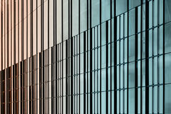 Abstract architecture pattern  ,   glass facade. Abstract architecture pattern background -  building / glass facade Stock Photography