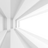 Abstract Architecture Wallpaper. Building Blocks. 3d Illustration of White Abstract Architecture Wallpaper. Building Blocks Stock Images