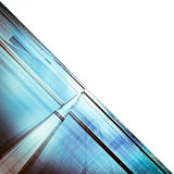 Abstract architecture white isolated Stock Photos