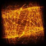 Abstract ardent background Stock Photos
