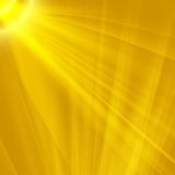 Abstract ardent background. Abstract ardent background yellow royalty free illustration