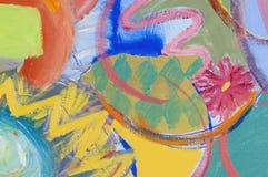 abstract argyle Stock Photo