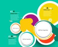 Abstract arrow design Stock Photography