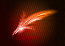 Abstract arrow Royalty Free Stock Photography