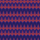 Abstract arrow shape pattern design Royalty Free Stock Images