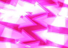 Abstract arrow Vector Background. Abstract arrow Vector a Background Royalty Free Stock Photos