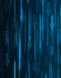 Abstract arrows  background Royalty Free Stock Photo