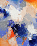 Abstract art Royalty Free Stock Images