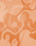 Abstract Art. Abstract Orange Colored Artistic Background Royalty Free Stock Photography