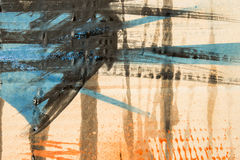 Abstract art background Royalty Free Stock Images