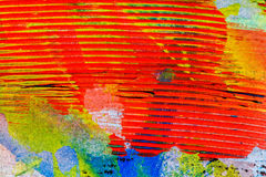 Abstract art background Royalty Free Stock Photography