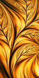 Abstract art background. Abstract fractal art background design Stock Photography
