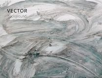 Abstract art background. Gray grungy texture. abstract background painting. stock illustration