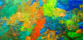 Abstract art background. Stock Image