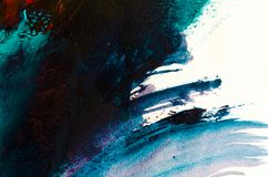 Abstract oil painting background. Oil on canvas texture. Hand dr stock images