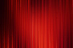 Abstract art background ,red black drape cinema motion style Royalty Free Stock Photo