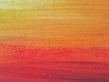 Abstract art background red and orange colors. Stock Photos