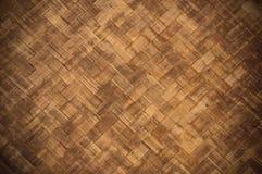 Abstract art bamboo wall. Wallpaper Royalty Free Stock Images