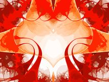 Abstract art colour backdrop (wallpaper). Abstract art colour backdrop (wallpaper)background royalty free illustration
