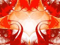 Abstract art colour backdrop (wallpaper). Stock Photography