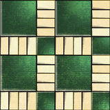 Abstract Art Deco Pattern Stock Photography