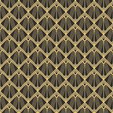 Abstract art deco seamless modern tiles pattern Stock Photo