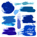 Abstract art elements Royalty Free Stock Images