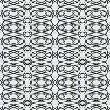 Abstract art modern geometric seamless patternA Set geometric of black and white seamless. Vector format seamless pattern new styl. A Set geometric of black and stock illustration