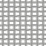 Abstract art modern geometric seamless patternA Set geometric of black and white seamless. Vector format seamless pattern new styl. A Set geometric of black and vector illustration