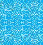 Abstract art nouveau background Stock Image
