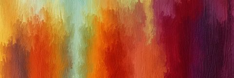 Abstract art oil painting. Oil painting on canvas abstract art background stock illustration
