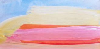 Abstract Art Painting background. Modern art. Contemporary art. Nature landscape. Hand drawn. Abstract Art Painting background. Modern art. Contemporary art stock photos