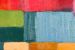 Abstract Art Painting Royalty Free Stock Photography