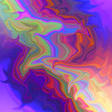 Abstract art picture Royalty Free Stock Photos