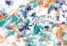 Abstract art sketch texture. Colorful lines digitally drawn. Colorful texture. Modern artwork. Digital painting. Royalty Free Stock Images