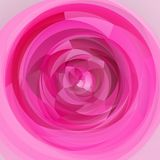 Abstract art swirl background - hot pink and magenta colored. Abstract modern art swirl background - hot pink and magenta colored Stock Images