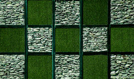 Abstract of artificial grass Stock Images