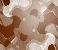 Abstract Artisitic Wooden Background. Abstract Brown Artisitic Wooden Background Royalty Free Stock Image